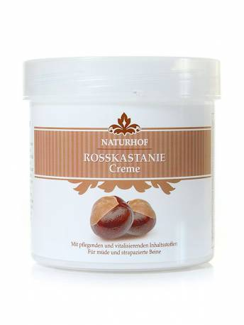 Horse Chestnut Cream 250ml - Naturhof