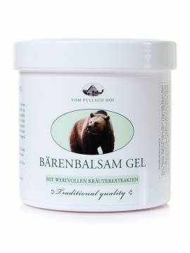 BEAR GEL BALM 250-TRADITIONAL QUALITY- SP