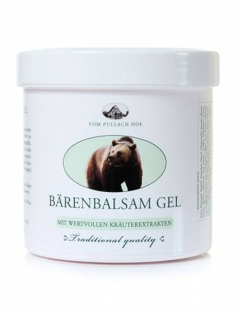 Bear Gel Balm 250ml - traditional quality - SP