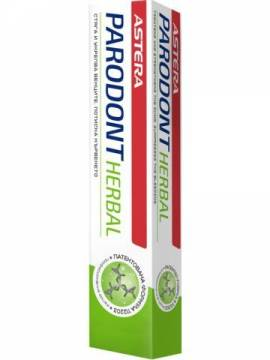 Toothpaste ASTERA PARODONT HERBAL - 75 ml