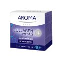 AROMA COLLAGEN+OMEGA 3 NIGHT CREAM - 50 ML