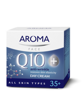 Aroma Q10+ Day cream - 40 ml