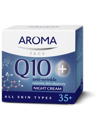 AROMA Q10+ NIGHT CREAM - 40 ML