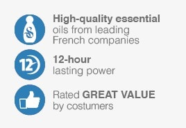 Why buy from Sangado.com?-Free UK delivery-Rated GREAT VALUE by customers-Shop in 100% safety-Money back guarantee - Selective fragrance priced as a mass fragrance - Essential oils from leading french companies - 12 hours long lasting - High concentration of essential oils - Produced In EU