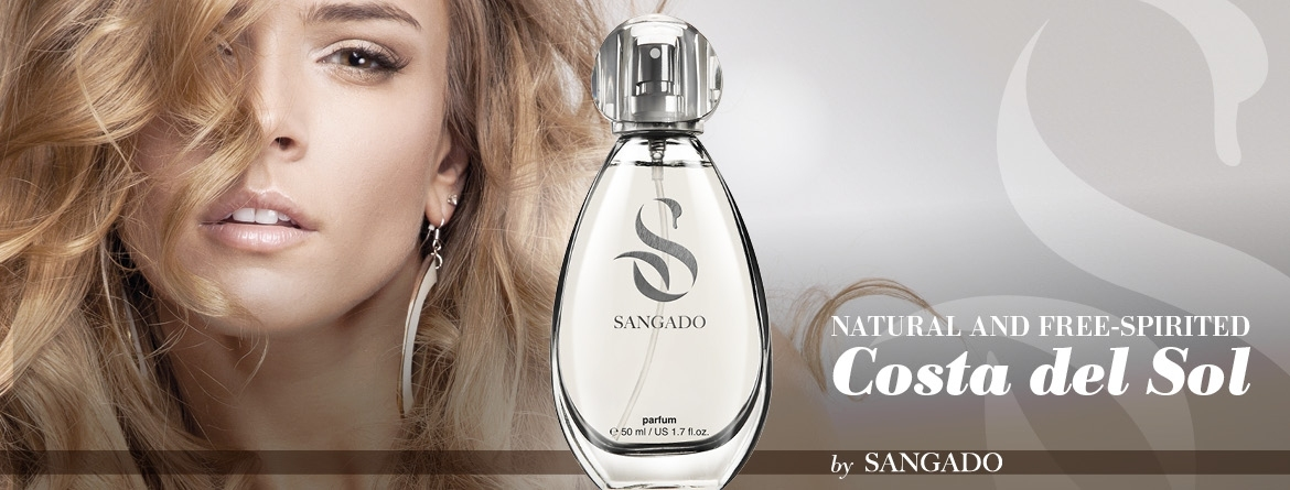 Natural and Free-Spirited Costa Del Sol by SANGADO