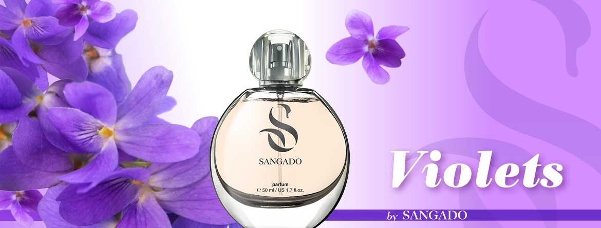 Parma Violets by SANGADO Fragrances